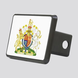 Royal Coat of Arms Hitch Cover