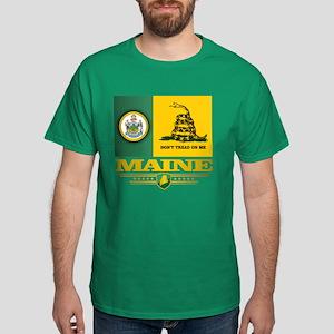 Maine Gadsden Flag T-Shirt