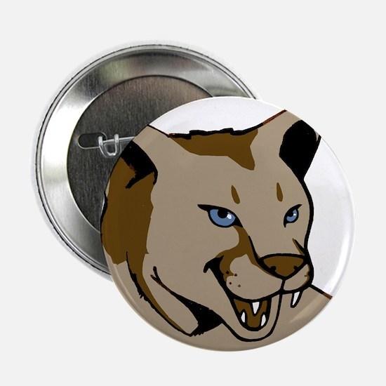 "PAU Mascot 2.25"" Button"