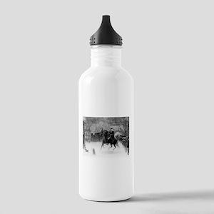 washington at trenton Water Bottle