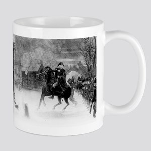 washington at trenton Mug