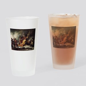 quebec Drinking Glass