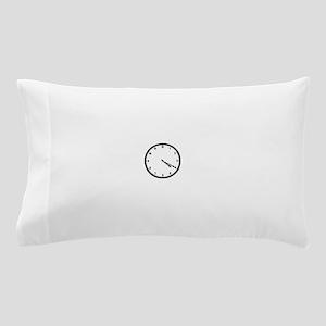 4:20 Clock Pillow Case