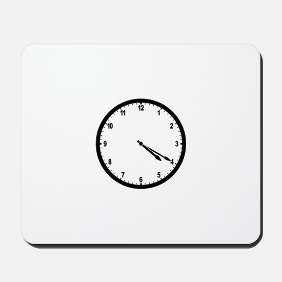 4:20 Clock Mousepad
