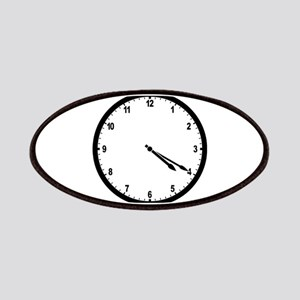4:20 Clock Patches