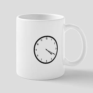 4:20 Clock Mug