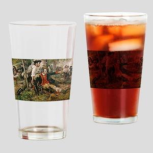 oriskany Drinking Glass