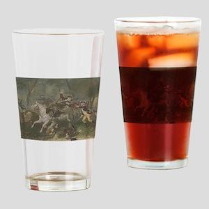 kings mountain Drinking Glass