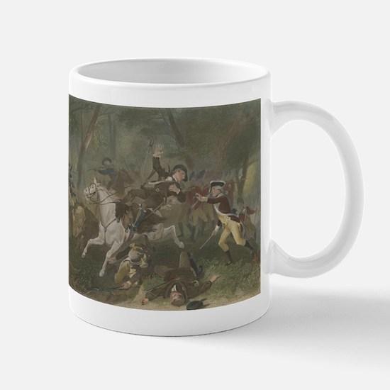 kings mountain Mug