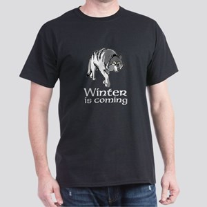Winter Wolf Dark T-Shirt
