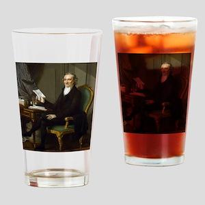 thomas paine Drinking Glass