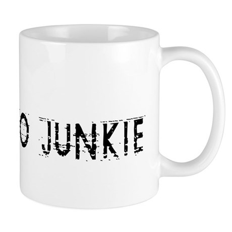 CB Radio Junkie Mug