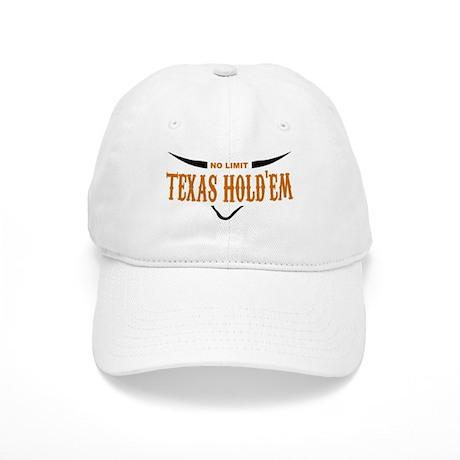 No Limit Texas Hold'em Cap