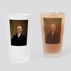 james madison Drinking Glass