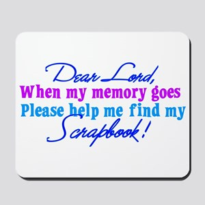Dear Lord Mousepad