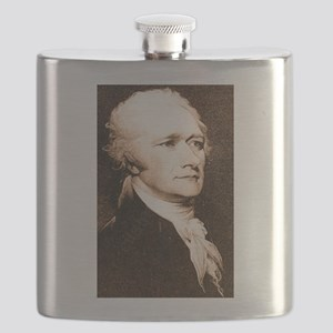 alexander hamilton Flask
