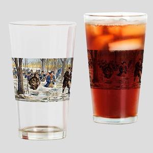 vincennes Drinking Glass