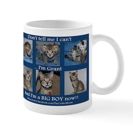 Grants a Big Boy Now! Mug