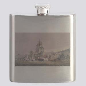 valcour island Flask