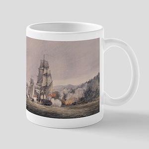 valcour island Mug
