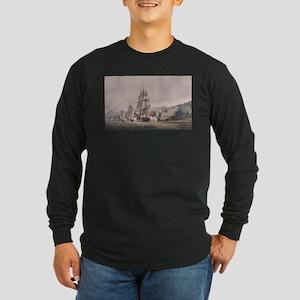 valcour island Long Sleeve T-Shirt