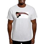 Pirates! Ash Grey T-Shirt