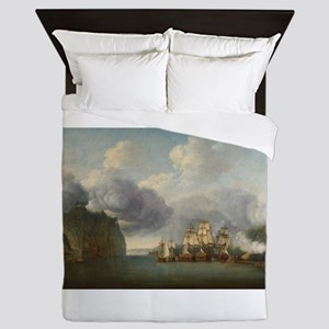hudson river Queen Duvet