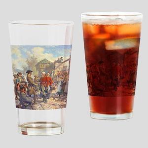 fort sackville Drinking Glass