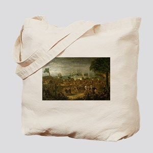 fort moultrie Tote Bag