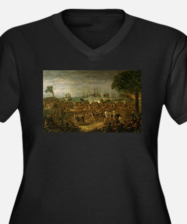 fort moultrie Plus Size T-Shirt