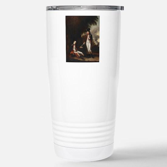 death of colonel roberts Travel Mug