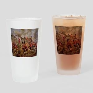 bunker hill Drinking Glass