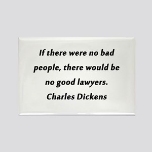 Lawyers Dickens Magnets