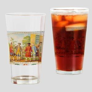 albany congress Drinking Glass