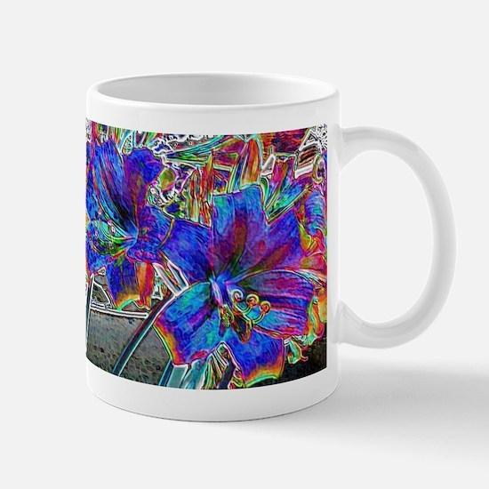 Amaryllis Lilies Mug
