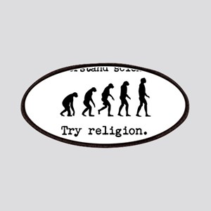 Too stupid to understand science? Try religion. Pa