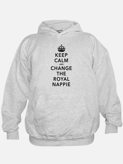Change Royal Nappie Hoodie