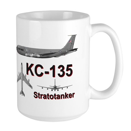 KC-135 Stratotanker SAC Large Mug
