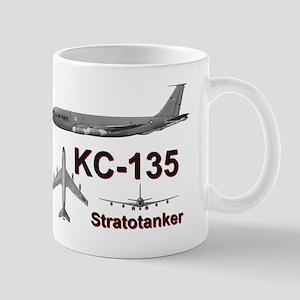 KC-135 Stratotanker SAC Mug