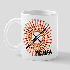 Martial Arts Tonfa Mug