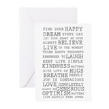 Motivational Greeting Cards (10 Pack)
