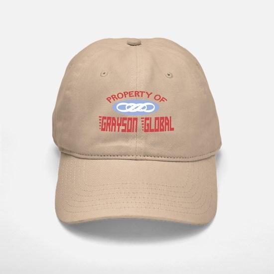 Property of Grayson Global Baseball Baseball Cap