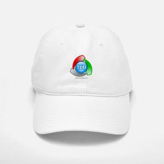 TDD Baseball Baseball Cap