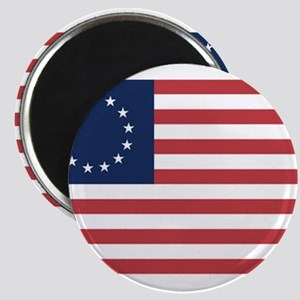 13 Star Colonial American Flag Magnet