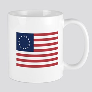 13 Star Colonial American Flag Mug