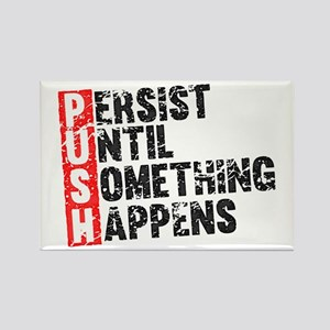 Persist Until Something Happens | Vintage Retro Re