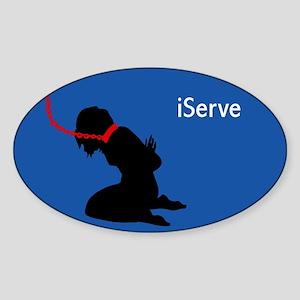 iServe-b2 Sticker