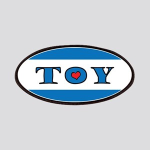 toy-sticker Patches