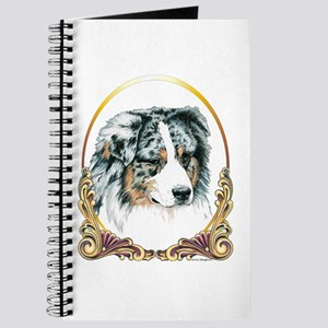 Merle Aussie Christmas/Holiday Journal