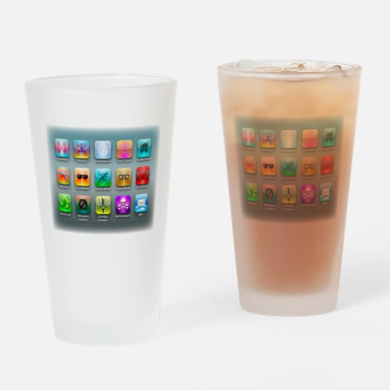 My Dream Apps Drinking Glass